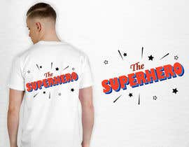 """#92 for Text for tshirts """"The Superhero"""" and """"The Sidekick"""" by luphy"""