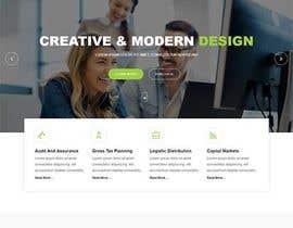 Nro 25 kilpailuun Creative Web Page Design käyttäjältä mdbelal44241