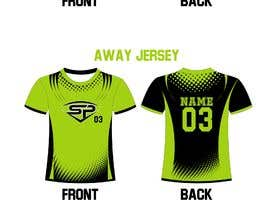 #95 untuk Design Graphics for Jersey, Hat, and Pants! oleh qamarkaami