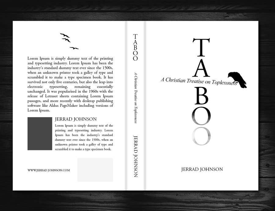 Contest Entry #61 for Book Cover Design (Front and Spine)