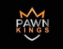 nº 5 pour Logo Design Pawn Kings par foysalzuben