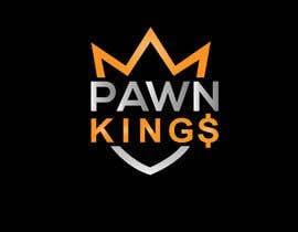 nº 58 pour Logo Design Pawn Kings par foysalzuben