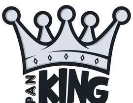 nº 6 pour Logo Design Pawn Kings par gloriousweb