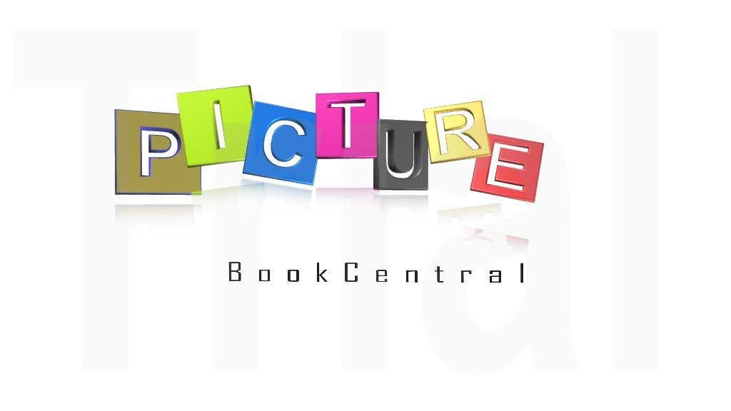 Penyertaan Peraduan #20 untuk logo for a picture book website
