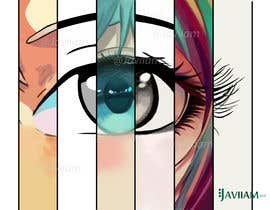 "#26 for Comic/Graphic Art ""Eye"" by Javiian16"