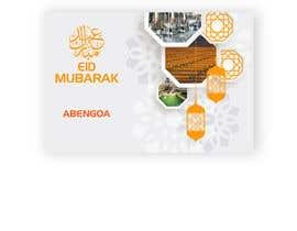 Nro 226 kilpailuun Happy EID card design käyttäjältä areverence