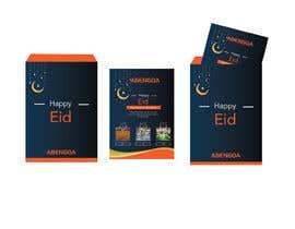 Nro 100 kilpailuun Happy EID card design käyttäjältä tayyabaislam15