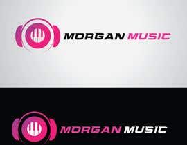 #61 untuk Design a Logo for Morgan Music oleh iaru1987