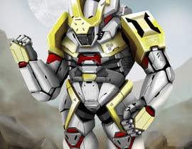 Nro 6 kilpailuun RoboMonster Contest käyttäjältä spiralconcept
