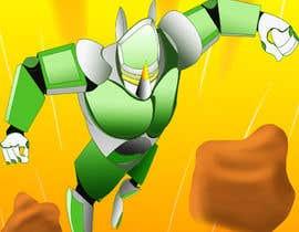 Nro 11 kilpailuun RoboMonster Contest käyttäjältä Chitpa1