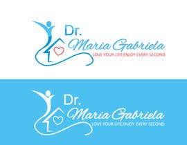 #300 for Logo and Brand Book for Dr. Maria Gabriela Pinzon (MD) by logoclub1