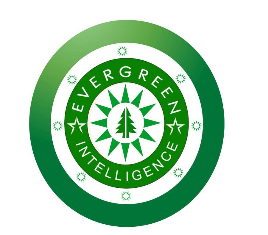 Proposition n°90 du concours Logo Design for Evergreen Intelligence