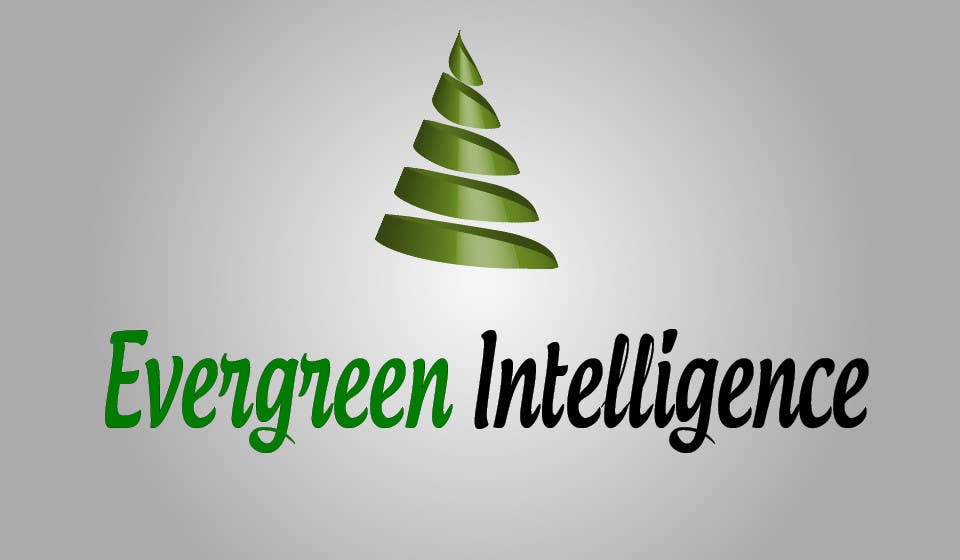 Proposition n°26 du concours Logo Design for Evergreen Intelligence