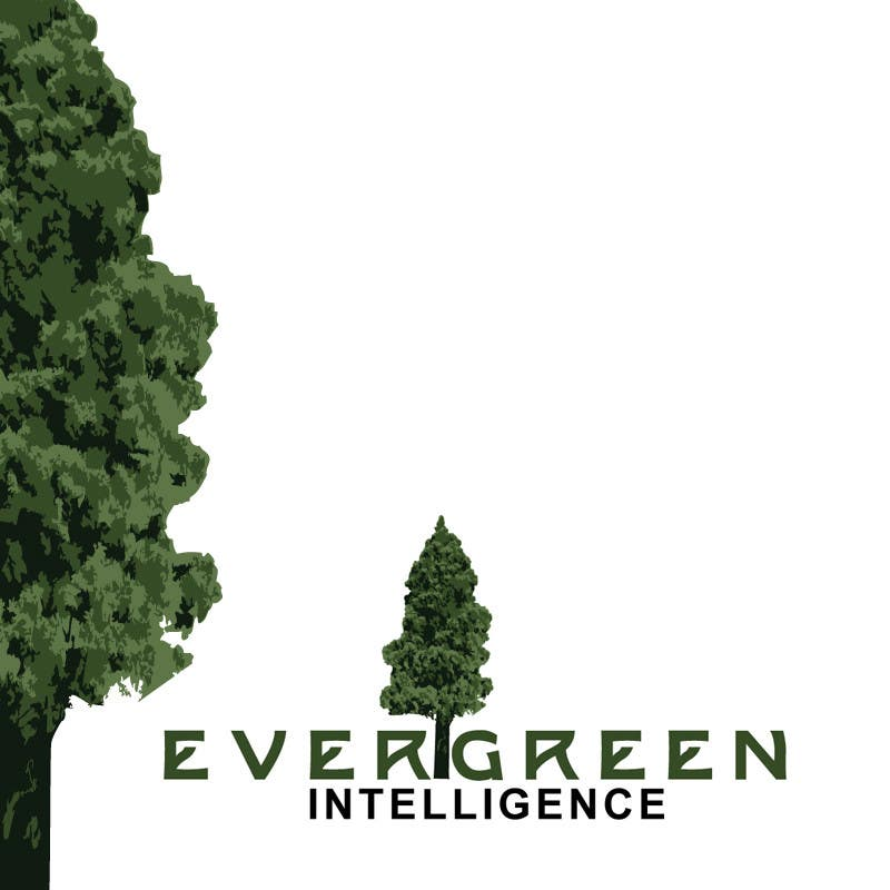 Proposition n°55 du concours Logo Design for Evergreen Intelligence