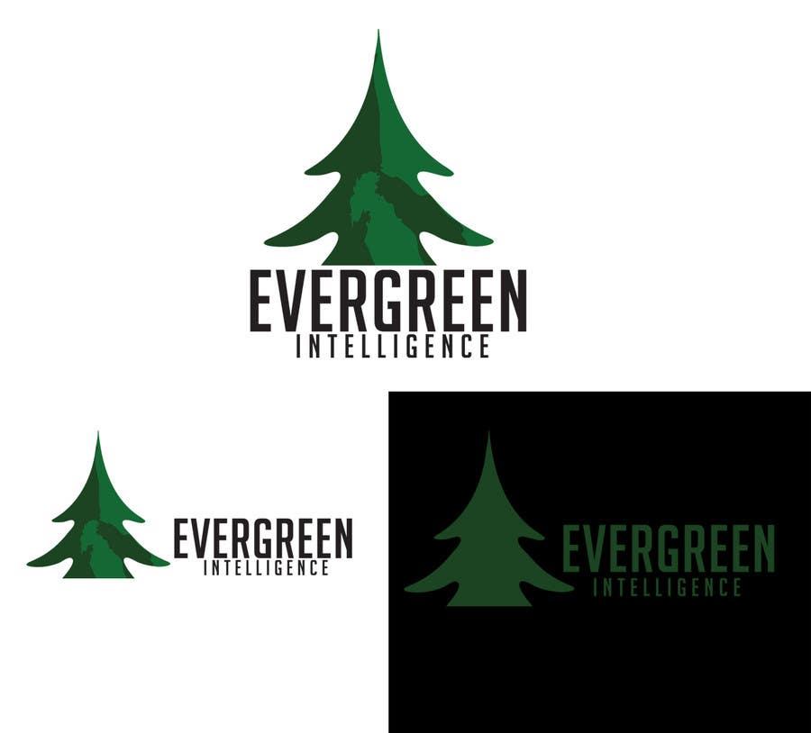 Proposition n°98 du concours Logo Design for Evergreen Intelligence