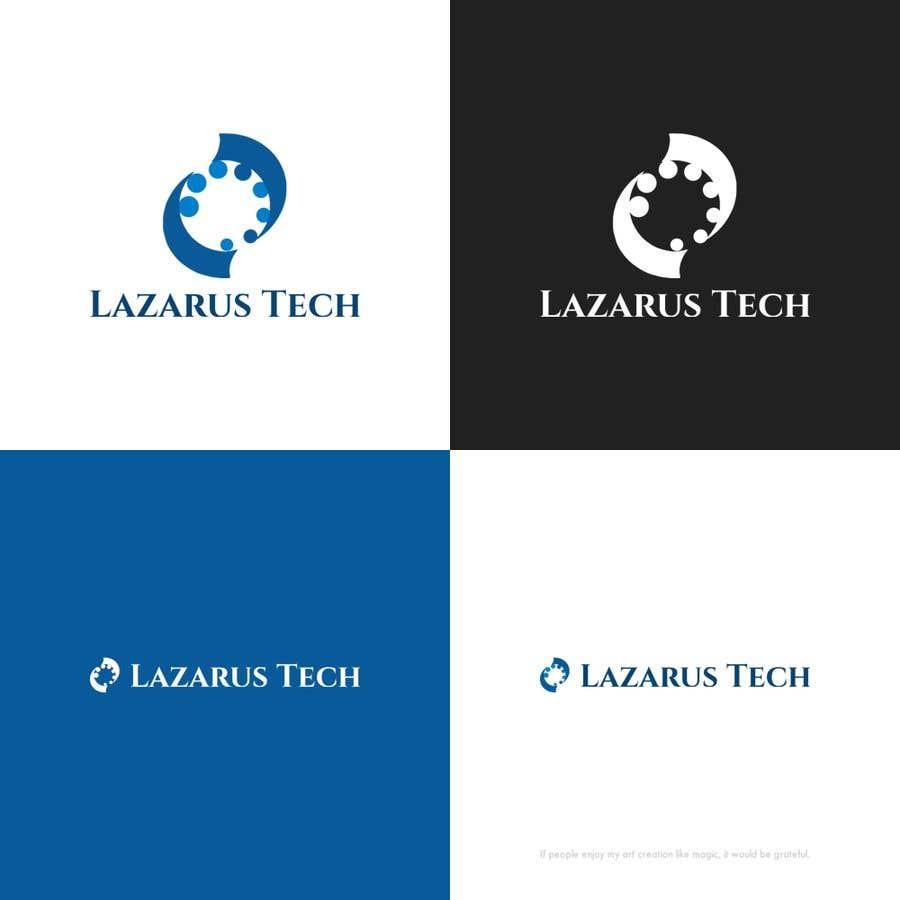 Kilpailutyö #105 kilpailussa Design a logo for a new tech consulting business