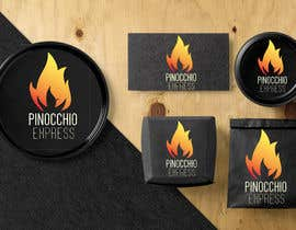 #36 untuk Logo Design for Pinocchio Express oleh reynaldotrabajo