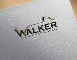 #163 for Walker Express Inc by itsmepokhrel