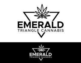 #399 cho Cannabis Logo bởi paulinakucharska