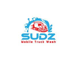 #5 for Sudz Mobile Truck Wash by crativedesaginer