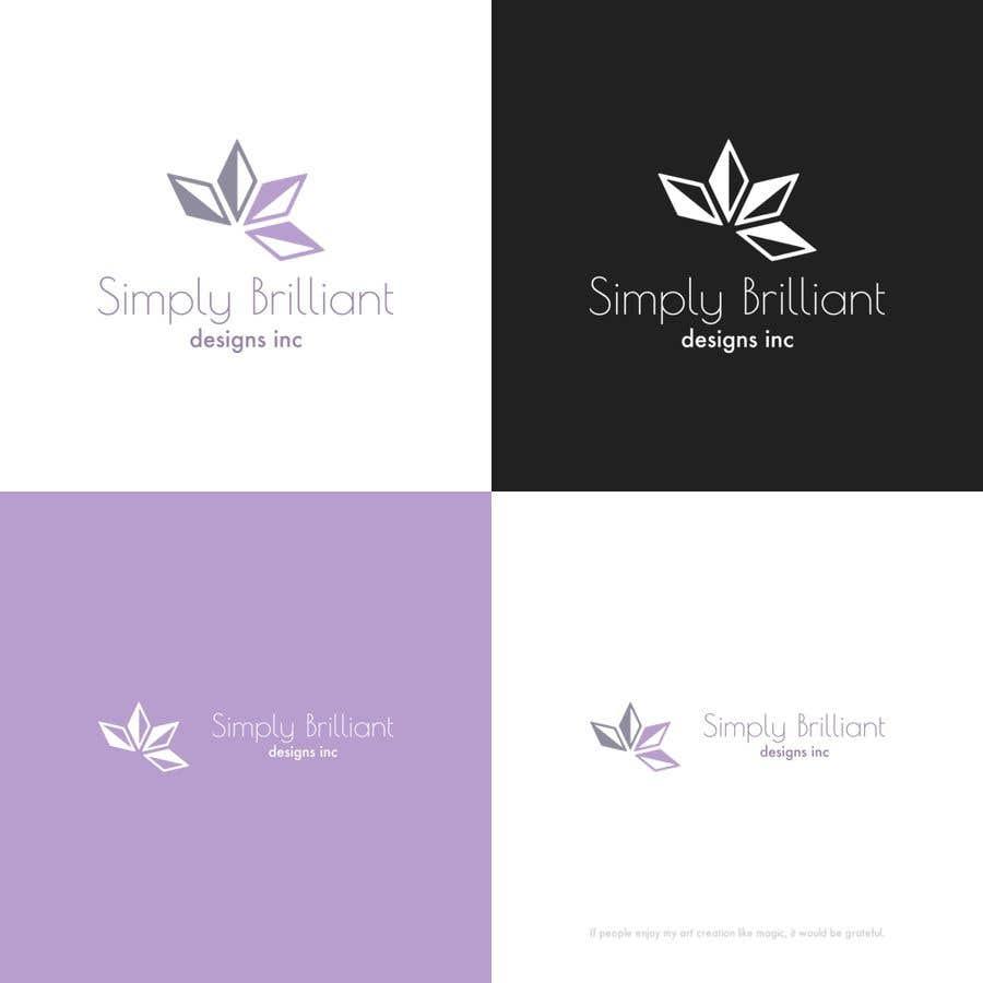 Penyertaan Peraduan #61 untuk Simply Brilliant Designs Inc.