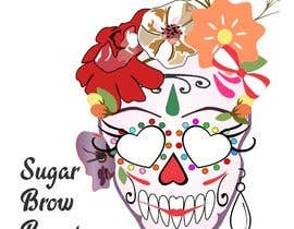 #19 for Sugar Brow Beauty Logo by letindorko2