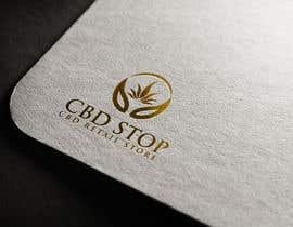 Nro 193 kilpailuun CBD Stop Logo käyttäjältä mdhasnatmhp