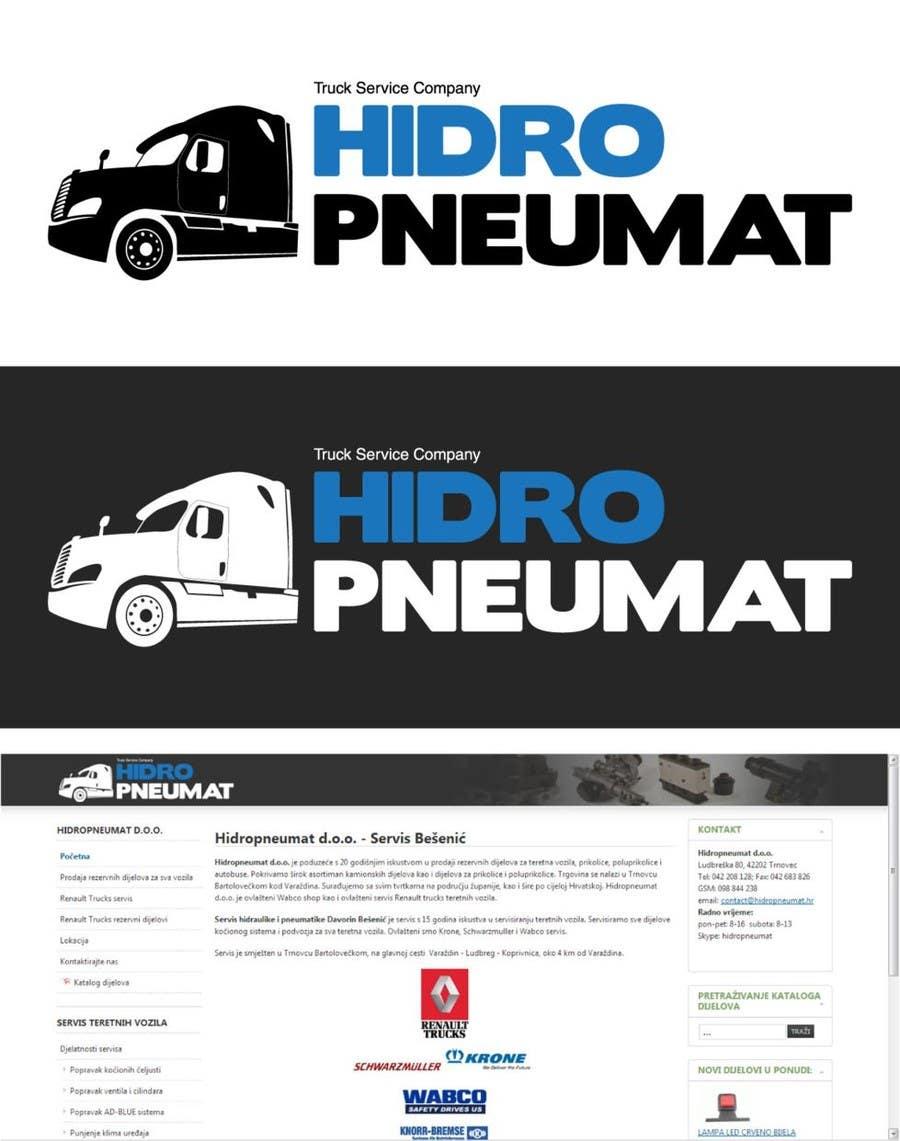 Truck Parts Logo 1 / 1