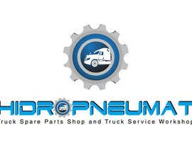 #163 para Logo Design for truck spare parts and truck service company por calvograficos