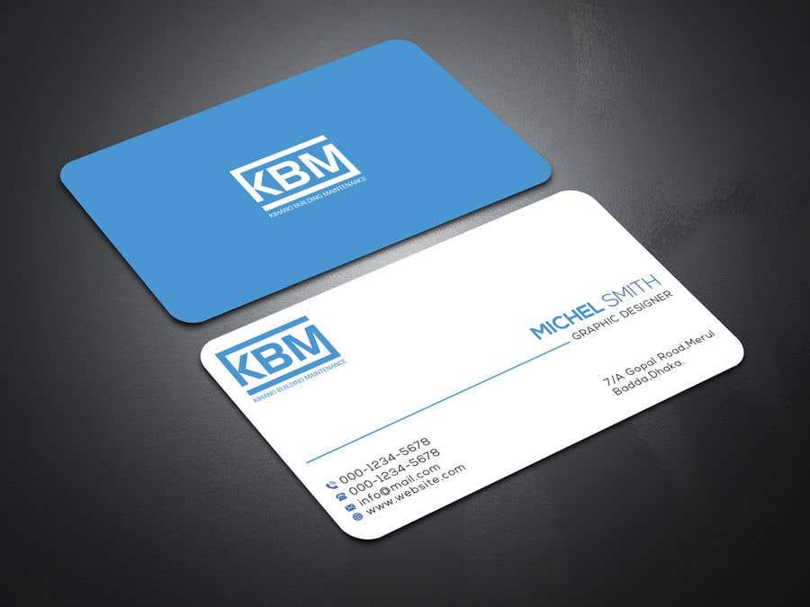 Inscrição nº 41 do Concurso para Design a Logo & Business Cards for KBM | Diseño de Logo y Tarjetas para KBM