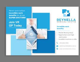 #8 for Reynella Medical Centre - GP Position Available af ChiemiDesigns