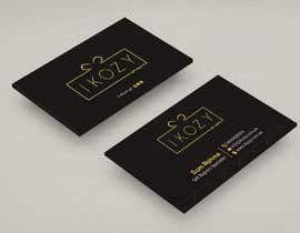 """Nro 18 kilpailuun Business Card for a """"online gift registry"""" käyttäjältä wefreebird"""