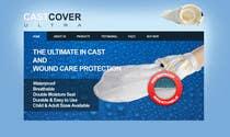 Website Design and Development for Castcoverultra için Graphic Design9 No.lu Yarışma Girdisi