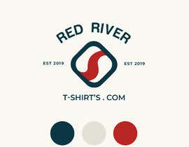 Nro 56 kilpailuun I need a logo. Company name is Red River T-shirt's. Focus is on living in the Midwest (Texas, Oklahoma), Texas slang, red river rivalry, and red hair. Logo must contain .com käyttäjältä vanessaaom