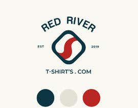 Nro 67 kilpailuun I need a logo. Company name is Red River T-shirt's. Focus is on living in the Midwest (Texas, Oklahoma), Texas slang, red river rivalry, and red hair. Logo must contain .com käyttäjältä vanessaaom