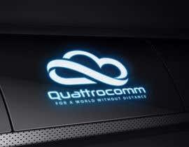 #1401 cho Desing a logo for Quattrocomm. bởi Hemalaya
