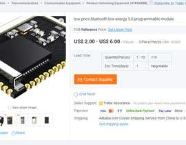 #12 for Find the cheapest Bluetoooth module by ExpertDesign07
