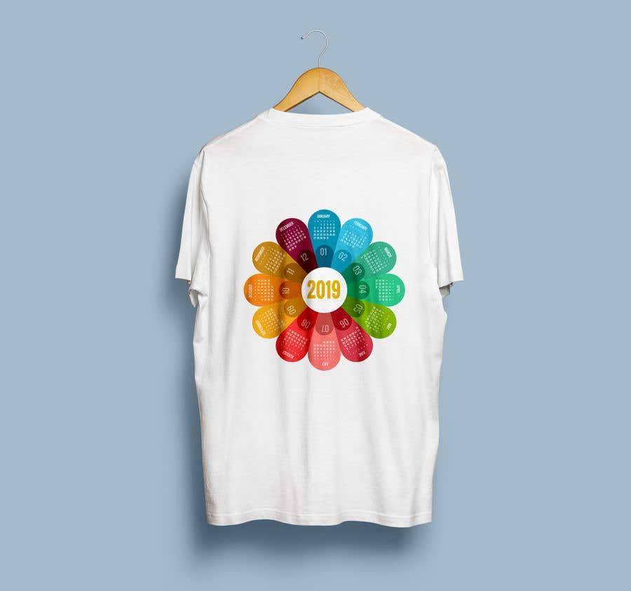 Penyertaan Peraduan #181 untuk Design an artwork of a general topic on t-shirt/hoodie