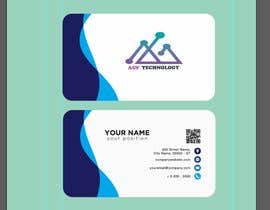 #37 for Design a Company Logo; and Create a sample business card with that logo af nazma1996