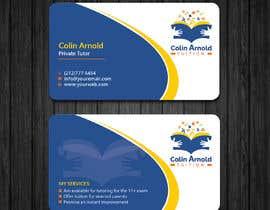 Nro 309 kilpailuun Design a business card käyttäjältä SHILPIsign