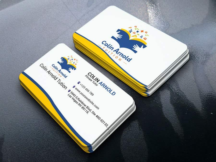 Kilpailutyö #124 kilpailussa Design a business card
