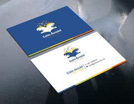 Nro 97 kilpailuun Design a business card käyttäjältä sima360