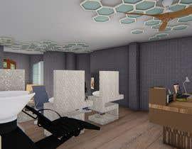 #37 cho Design our new beauty salon bởi architectSaydul
