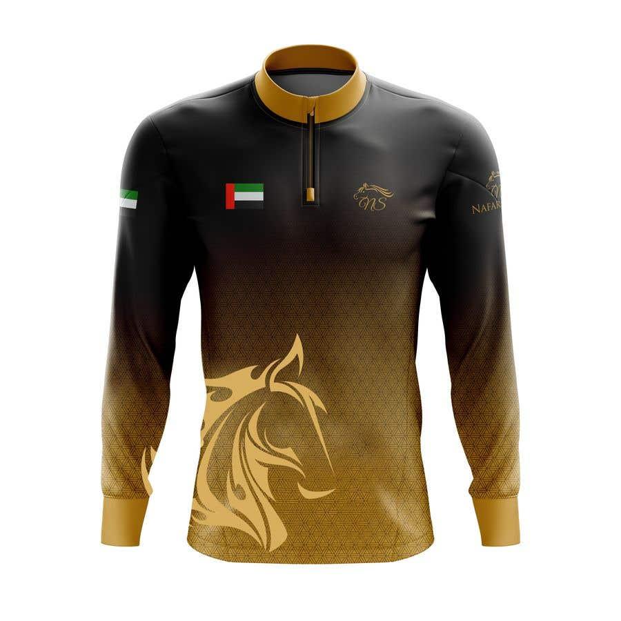 Konkurrenceindlæg #22 for Horse Riding Shirt Design Change