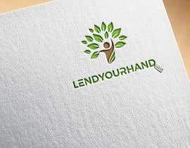 #220 for Logo contest for lendyourhand.org by CreativityforU