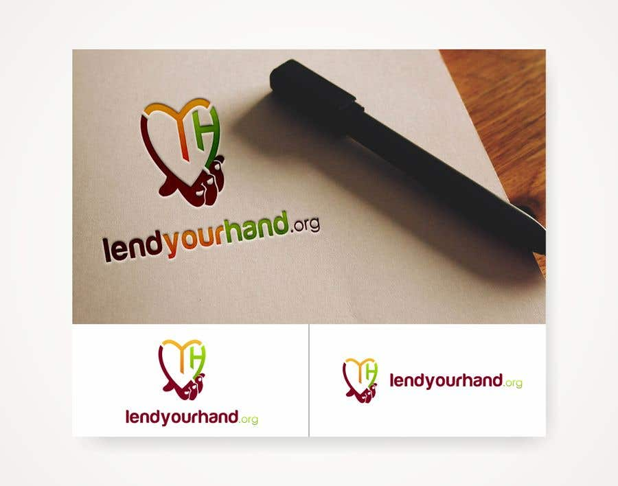 Contest Entry #30 for Logo contest for lendyourhand.org