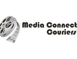 #67 Logo Design for Media Connect Couriers részére Nidagold által