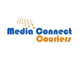#65 para Logo Design for Media Connect Couriers de Nidagold