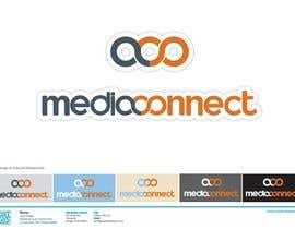 #46 dla Logo Design for Media Connect Couriers przez CreativeBaked