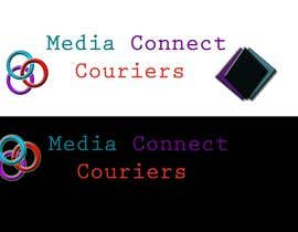 #71 za Logo Design for Media Connect Couriers od radhikasky